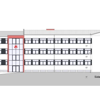 Projekt-News: Alte Knopffabrik wird zur Wirkungsstätte des Jobcenters