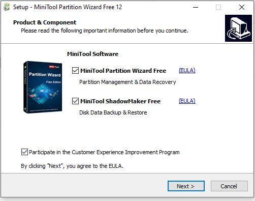 تحميل برنامج تقسيم الهارد للكمبيوتر 2020 Partition Wizard اخر اصدار