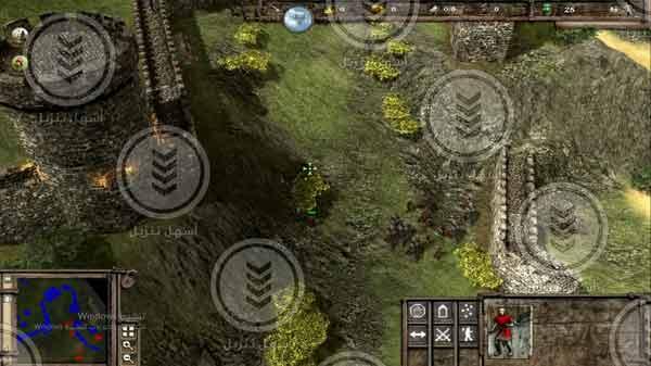 تحميل لعبه صلاح الدين 3 Stronghold Crusader للكمبيوتر