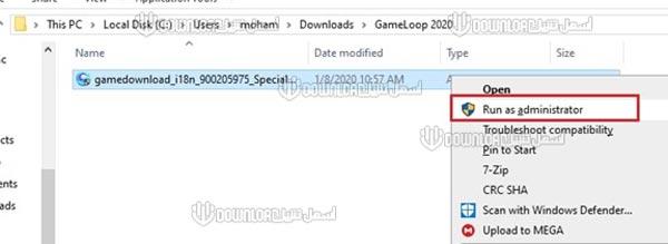 تحميل جيم لوب 2021 اخر اصدار تنزيل محاكي فري فاير Game Loop مجانا