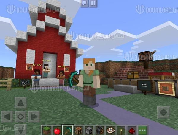 تحميل ماين كرافت التعليمية للايفون 2021 Minecraft: Education Edition ios