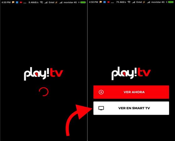 playtv para android smart tv apk android descargar instalar