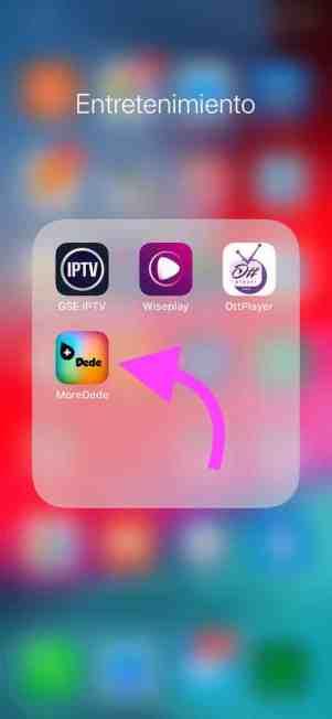 aplicacion moredede para iphone 2019
