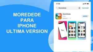 moredede para iphone app ios 2019