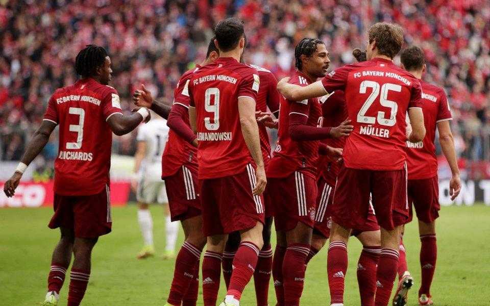 Играчите на Байерн погълнаха от голям срам – Football World – Германия