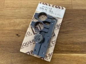 """Montageschiene B-Square für Winchester 94, Ringe 1"""""""