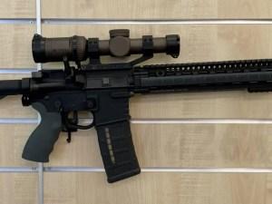 "Custom-Selbstladebüchse Daniel Defense DDM4®V11®, Kaliber 5.56x45mm, 18"" - Zustand neuwertig"