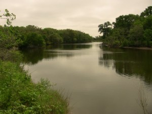 255+/- Acres    Garcitas River