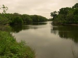 255+/- Acres    Garcitas River