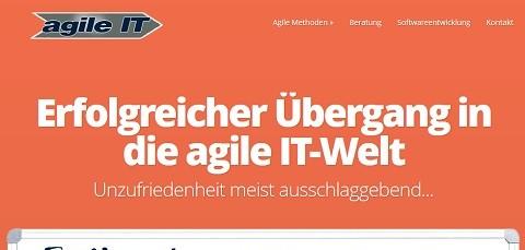 Agile IT Österreich | Agile Software