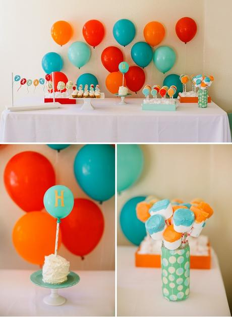 Little Man First Birthday Theme