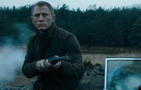 James Bond Daniel Craig Skyfall Scotland