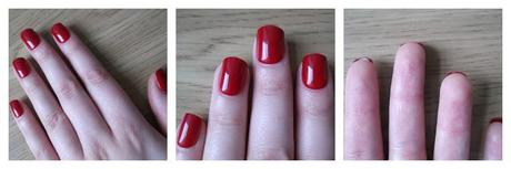 Review Of Impress Press On Nails In Tweetheart Paper