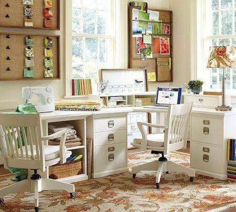 Lovable White Office Decorating Ideas Home Desk Decoration Room