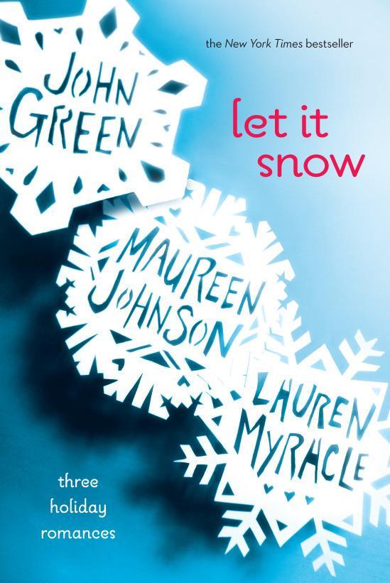 Image result for let it snow john green