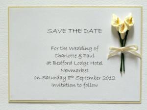 Letterpress Wine Country Wedding Invitation Design