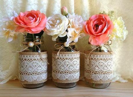 Pink Vintage Wedding Ideas Photo Byjo Design By The Bride Link Fls