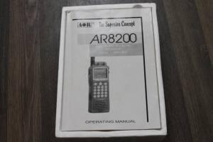 AOR 8200 MK3 Review | M6CEB & 2E0FNM
