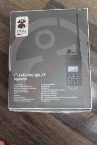 Radioddity GD77 DMR & FM Radio |