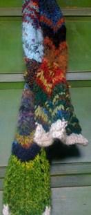 confetti scarf