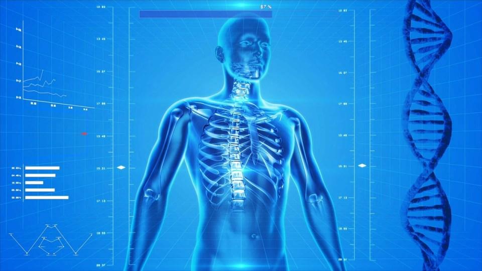 reparation du corps