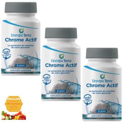 Chrome Actif 90G