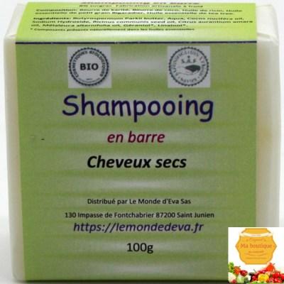 Shampoing Cheveux Sec