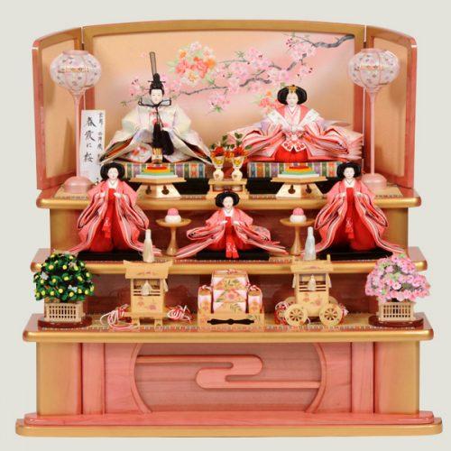 3月3日ひな祭り!現代の雛人形は、こんな感じが売れ筋に?