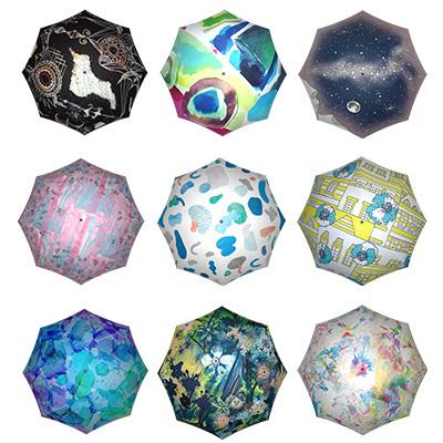 あなたも、デザイナーになれる。傘のデザインで収益が可能に…