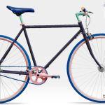 驚きの組み合わせ!世界で自分だけの自転車が手に入れられるかも。