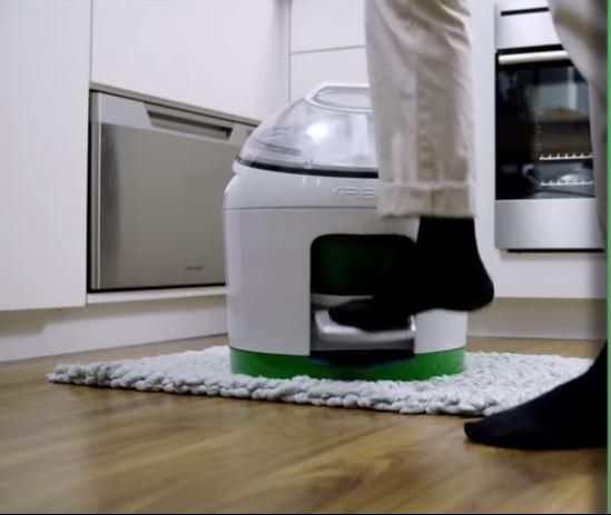 置き場所を選ばないコンパクトで電気を使わないエコな洗濯機!「Drumi(ドルーミー)」