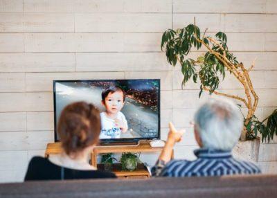 「まごチャンネル」実家のテレビが、孫の専用チャンネルに