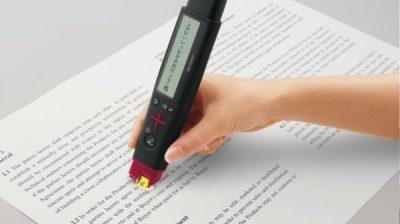 ペン型スキャナー辞書 ナゾル2 調べものは、ナゾルだけで…