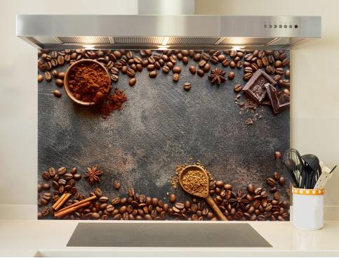 fond de hotte cafe et chocolat