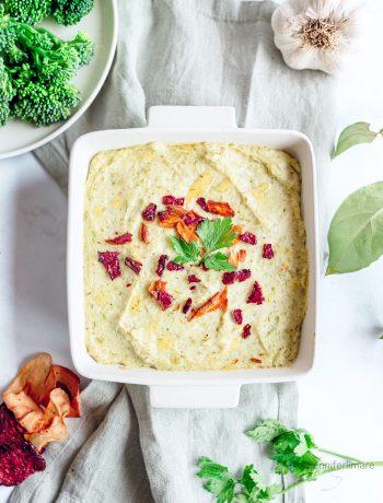Purée de Brocolis Bimi® et pommes de terre 1