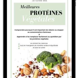 Le guide des meilleures protéines végétales