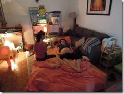 accouchement à domicile
