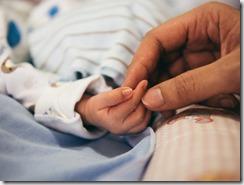 proximité avec bébé