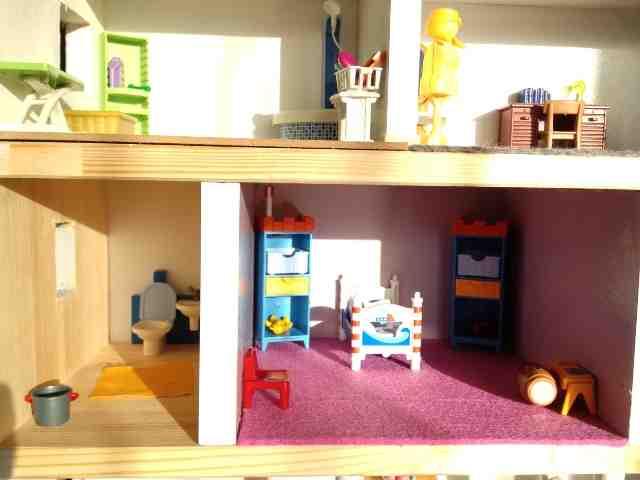 comment construire une maison playmobil