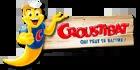 Logo Client CROUSTIBAT (Ma Mascotte - fabrication sur mesure de mascottes et peluches).