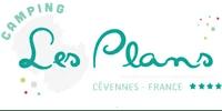 Logo Client CAMPING LES PLANS (Ma Mascotte - fabrication sur mesure de mascottes et peluches).