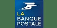 Logo Client LA BANQUE POSTALE (Ma Mascotte - fabrication sur mesure de mascottes et peluches).