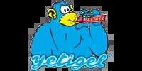 Logo Client YETIGEL (Ma Mascotte - fabrication sur mesure de mascottes et peluches).