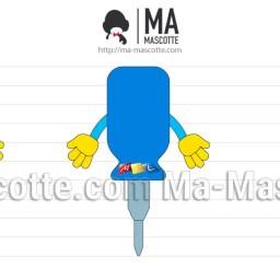 Design 3D Peluche Sur Mesure Fer à Souder. Création graphique Peluche.