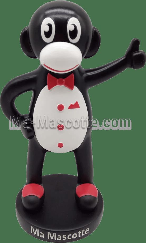 figurine sur mesure résine Ma Mascotte