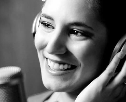Marie Louva une chanteuse hors pair qui baigne dans le monde la musique depuis sa naissance a encore de l'avenir devant elle
