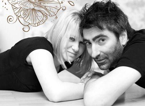 Charlynne et Manu, le duo de choc du groupe Mademoiselle Lynn