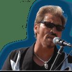 Johnny Starway le sosie le plus ressemblant de notre idole française donne un concert en 2013 dans une semaine