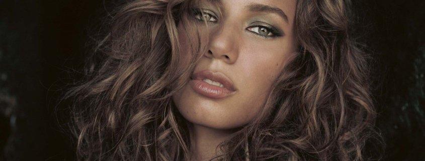 la belle chanteuse britannique Leona Lewis