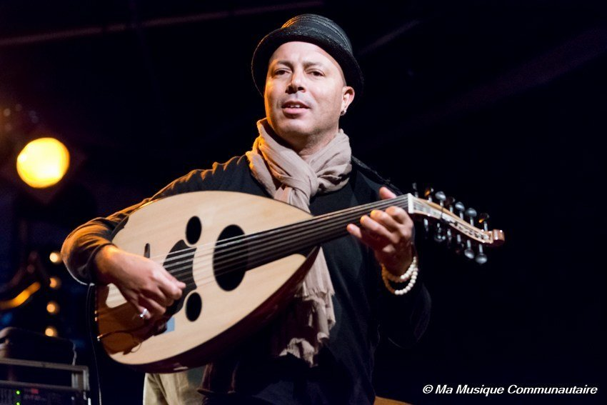L'oudiste Dhafer Youssef au festival du Jazz de La Petite Pierre